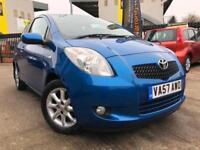 2007 Toyota Yaris SR 1.3 VVT-i Petrol Manual ** Facelift Model ** FULL MOT