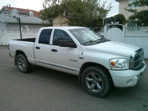 2008 Dodge Ram LARAMIE Loaded