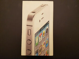 IPhone 4s 16GB Peterborough Peterborough Area image 1