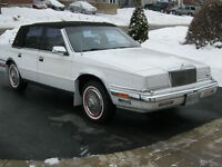 ALL ORIGINAL 1988 NEW YORKER. Just the battery & tires changed