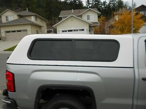 canopy for 2014/2015 gmc/chevy short box trucks