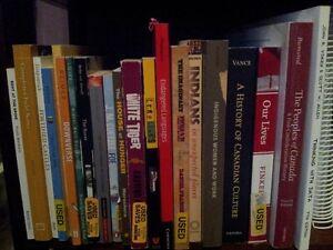 University of Lethbridge textbooks