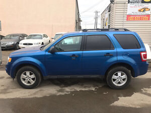 2012 FORD ESCAPE XLT 151000 KM INSPECTED FULLY DETAIL