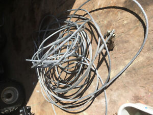 Winch cable 3/8ths