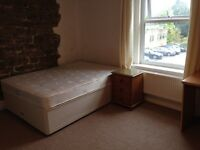 Double room in friendly professional house opposite the hospiital