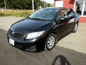 2009 Toyota Corolla - Low Kms -Ask About Guaranteed Approval