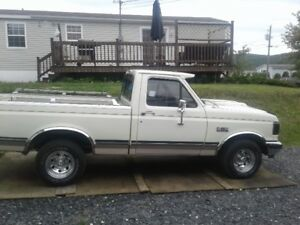 1989 ford f150 2wd