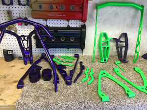 Custom Powder Coating