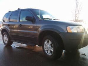 2004 Ford Escape XLT FWD