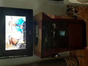 Samsung tv 32 inch with stand hurry up good deal