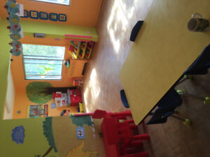 Private daycare for sale with a permit for 80 kids
