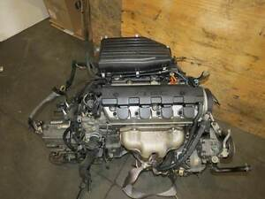01-05 Honda civic, Acura EL 1.7L D17A Vtec Engine, Moteur 1.7L