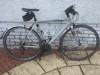 Commuting, or winter training bike Peugeot 55 cm road bike