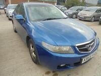 Honda Accord 2.0 i-VTEC ( 153bhp ) 1997cc Executive 4 door - 2006 55-REG -