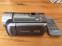 Canon HF100 HD camcorder