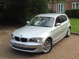 BMW 116 2.0 2009MY i Edition ES 20K MILES
