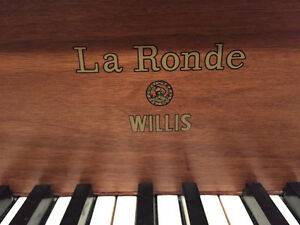 Willis La Ronde upright piano