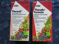 Floravit and/or Floradix