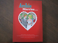 Selling hardcover copy 'Archie Marries...'