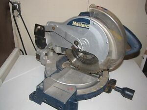 10in Mastercraft Compound Mitter saw