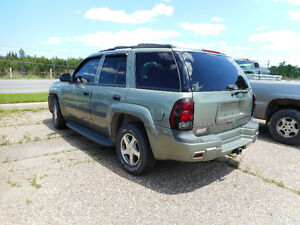 2004 Chevrolet Trailblazer SUV,