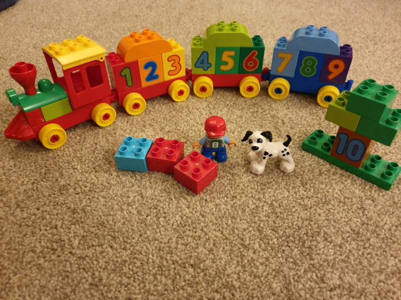 Lego Duplo Train 10558 In West End Hampshire Gumtree