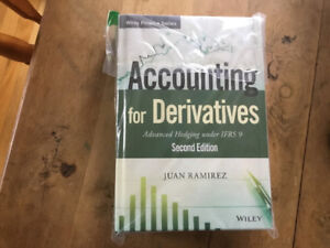 """""""Accounting for Derivatives"""" 2nd Addition Book"""