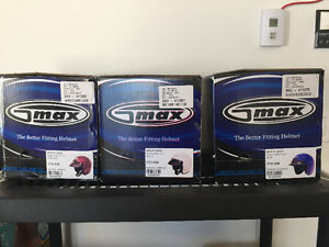 3 Brand new youth ATV helmets