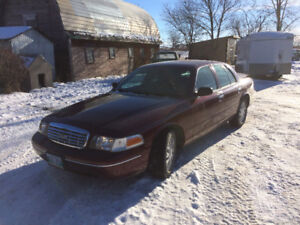2004 crown Vic parts