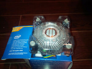 CPU Cooling Fan - Brand new, never used