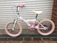 Girls Bike 16 inch wheel