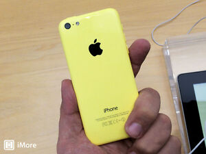 I Phone 5C (Brand New Unlocked)