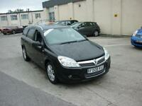 2008 Vauxhall Astra 1.7cdti Design Estate Finance Available