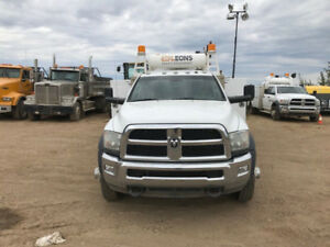 2013 Dodge 5500 Service Truck *FINANCING AVAILABLE*