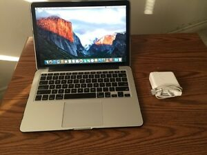 "MacBook Pro 13"" With Retina Display LNIB Late 2015"