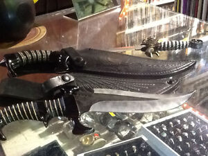 Collectible Knife - Knives $100 +up each