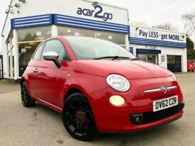 2012 Fiat 500 STREET Manual Hatchback