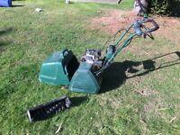 Atco Royale 14SE Electric start lawnmower