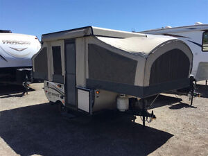 Rent Our 2015 Jayco Jay-Series 8SD Tent Trailer