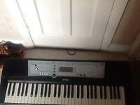 (OFFERS) Yamaha Piano acoustic keyboard