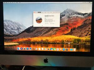 Apple iMac 21.5, 2.5 GHz i5, 20GB RAM, 500GB HDD (Mid 2011)