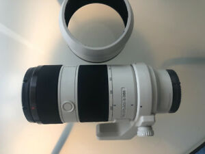 Sony 70-200mm f/4 G OSS (FE)