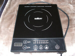 SALTON INDUCTION COOKER