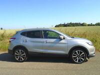 2016 NISSAN QASHQAI 1.5 DCI TEKNA 5DR SUV - MEGA SPEC!! - £20 ROAD TAX