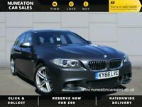 2016 BMW 5 Series 535D M SPORT TOURING Auto Estate Diesel Automatic