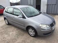 Volkswagen Polo 1.4 2006/55 Plate Automatic Petrol- LONG MOT-FULL SERVC HISTORY