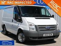 Ford Transit 2.2 SWB 280 Lr P/V 2012 (12) • from £42.26 pw