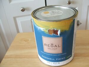 3.49 LITRE CAN OF BENJAMIN MOORE PAINT