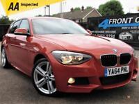 2015 BMW 1 SERIES 118I 1.6 M SPORT 5DR AUTOMATIC PETROL HATCHBACK HATCHBACK PETR