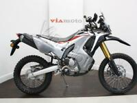 HONDA CRF250 RALLY ABS